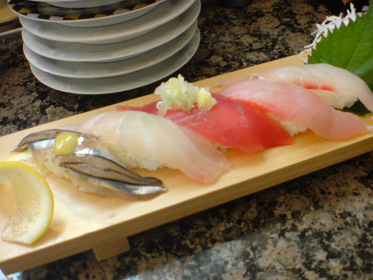 廻る寿司 めっけもん 城西店