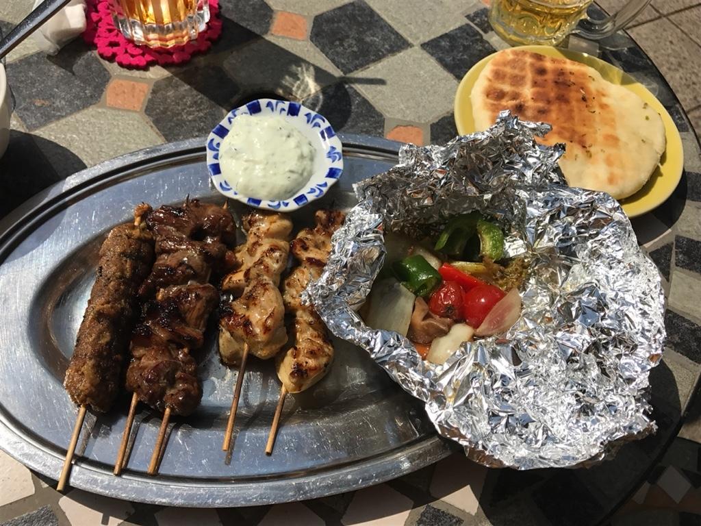 ギリシャ料理 ハコハコboxGarden