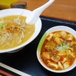 大衆食堂 半田屋 - 料理写真:合計¥460也~♪