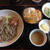 そば処裕心 - 料理写真:ミニ上カツ丼セット(2017.04)