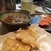 酒の奥田 - 料理写真:どて焼きと春の筍天ぷら  どれも260