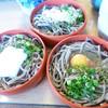 八雲  - 料理写真:三色割子