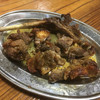 骨付鳥 蘭丸 - 料理写真:おやかひな