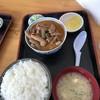 Nagaishokudou - 料理写真:【2017.4.7】もつ大盛り¥770