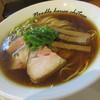 麺庵 ちとせ - 料理写真:醤油(細麺)