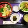 ゆかわ - 料理写真:二色丼