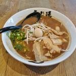 永斗麺 - サンマらーめん 780円