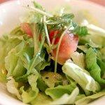 ピアット - ランチセットのサラダ