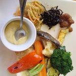 野菜畑 - ヘルシー野菜ランチ