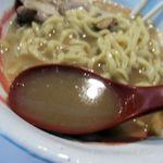 麺や 仁 - トロトロスープ