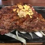 いきなり!ステーキ - 料理写真:リブロース324g