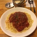ピッコリーニ - H29.4 アサリトマトソース