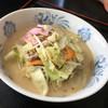 大村湾パーキングエリア(下り線)スナックコーナー - 料理写真:値段も620円とお手頃