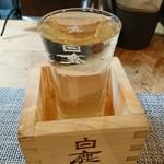 焼鳥居酒屋 風神雷神 - 日本酒 ¥500~