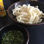 松下製麺所 - 今回は、ツケ麺で・・・