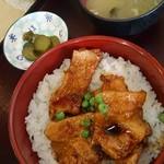 とんかつ和幸 - 豚丼