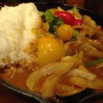 野菜を食べるカレー camp - 一日分の野菜カレー(990円)