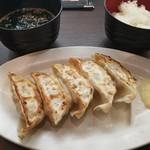 肉餃子専門店 THE GYO - 肉汁焼き餃子ランチ