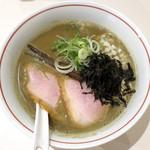 MEN-EIJI - 上級者向け 怒りの煮干し_800円