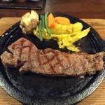 ジョージ - アメリカ産ステーキ