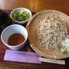 ニューうき舟 - 料理写真:「もりそば  \525」