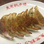 東京餃子楼 - 焼餃子