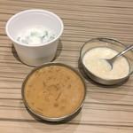 サウス パーク - セミヤパヤサム、アダプラダハマン、バターミルク