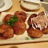 たこりん - 料理写真:たこやき8個 ハーフ
