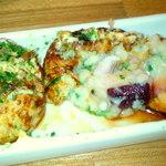 Takoyaki Dining Katsu!! - ソースマヨたこ焼き ※タコ大きいです♪♫