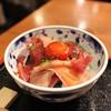 めしの助 - 料理写真:2017年4月再訪:朝の少し小さめ海鮮丼 大☆