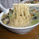 せがわ食堂 - 麺