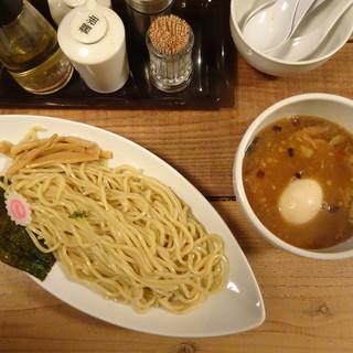 IBUKI -つけめんDINING- - 料理写真:特性黄金つけめん