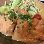 65683592 - 鶏の西京焼