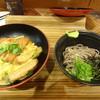 日の陣 - 料理写真:かつ丼セット