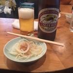 新潟屋 - 瓶ビール
