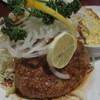 サラダニース - 料理写真:和風ハンバーグ