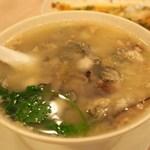 Tak Kee Chiu Chou Restaurant 德記潮州菜館 - 蠔仔肉碎泡粥(碗)