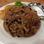 台南担仔麺 - おこわ
