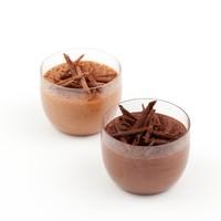 リンツ ショコラカフェ - 期間限定「リンツ ムース・オ・ショコラ」