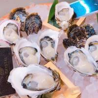 春の「岩」牡蠣、赤穂クリスタル