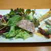 ビストロ ル カノン - 料理写真:オードヴルサラダ