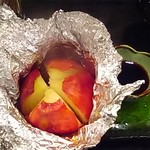 神威 - 玉ネギ丸ごとホイル焼き