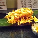 神威 - するめの天ぷら^七味マヨで~