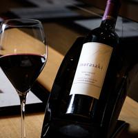 素材のよさを活かした料理に合わせ、豊富なワインがラインナップ
