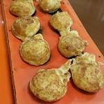 タコピア - 料理写真:明石焼き風たこ焼き