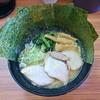 麺家ひまり - 料理写真:ラーメン690円麺硬め。海苔増し50円。