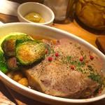 mosh kitchen - 赤豚のほっこり煮込み