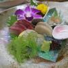 浦正鮨 - 料理写真:お造り盛り合わせ