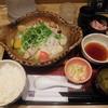 大戸屋 - 料理写真:四元豚とたっぷり野菜の蒸し鍋定食¥887-