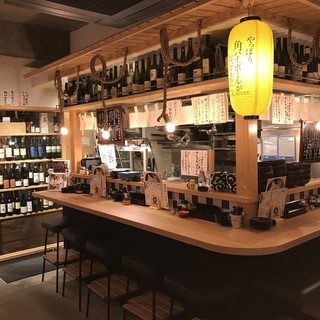 ◆博多に通ずる扉在り♪グランQ地下1階に姉妹店が新装開店♪